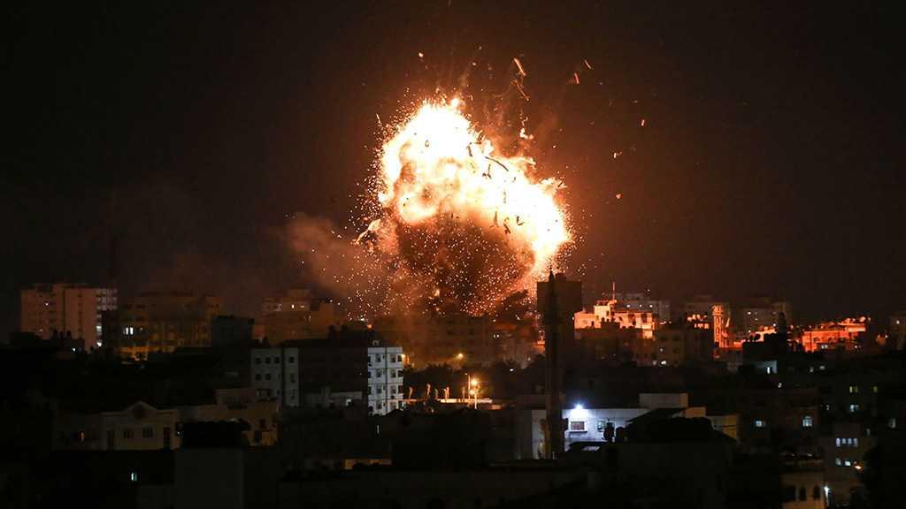 70 cibles à Gaza, y compris le bâtiment d'Al-Aqsa TV, frappées par «Israël»
