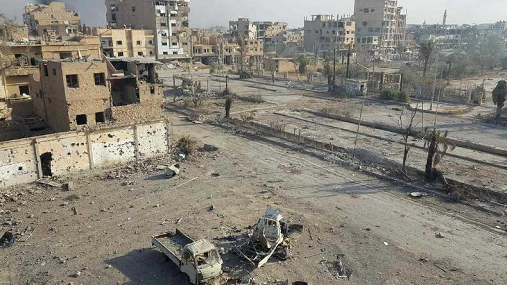 Plus de 60 victimes civiles dans des raids de la coalition US à Deir ez-Zor, selon Sana