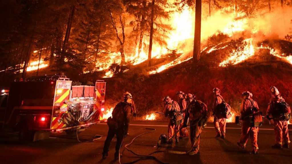 Californie : 42 morts dans l'incendie de forêt au nord, le pire bilan de l'histoire de cet Etat américain