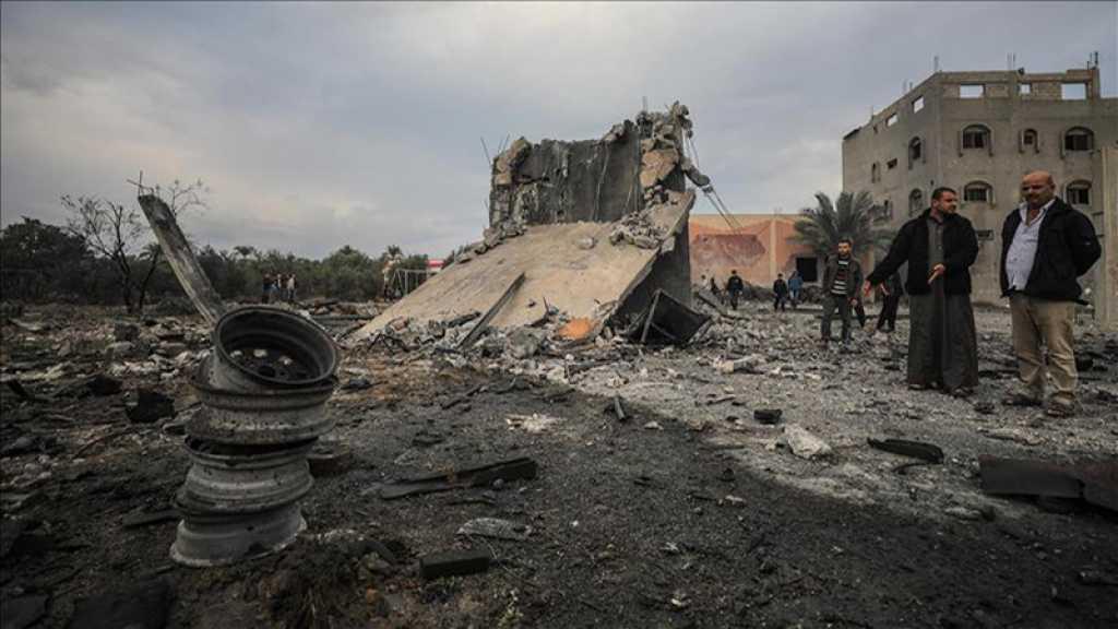 Un accord de cessez-le-feu conclu entre «Israël» et les factions palestiniennes à Gaza