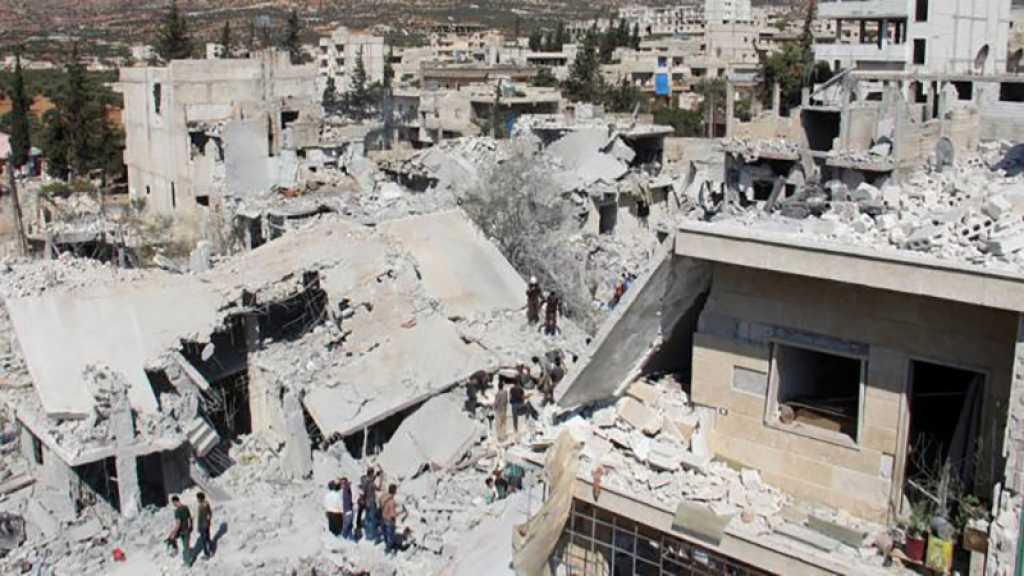 Au moins 40 civils tués dans les frappes de la coalition US à Deir Ezzor