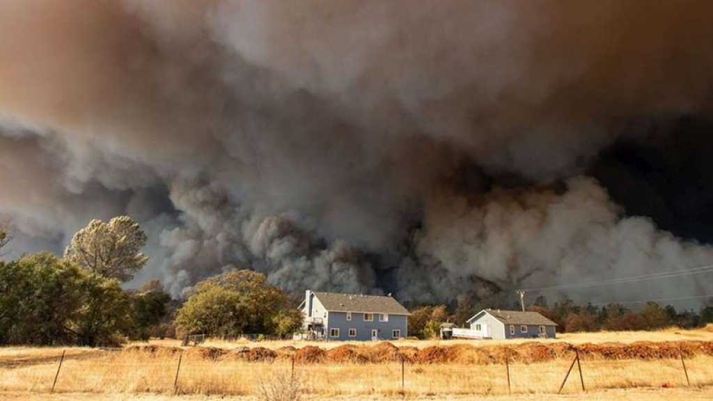 Incendies en Californie : le bilan monte à 83 morts, mais moins de disparus