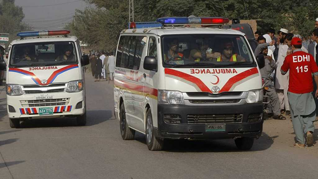 Pakistan: une puissante explosion dans un marché, au moins 25 tués