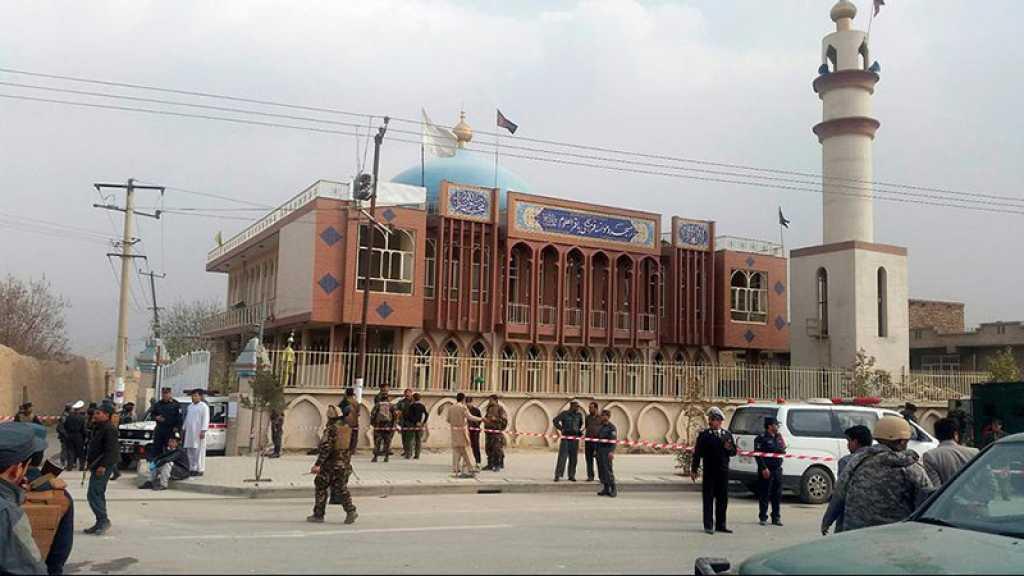 Une explosion retentit dans une mosquée afghane, au moins 10 morts
