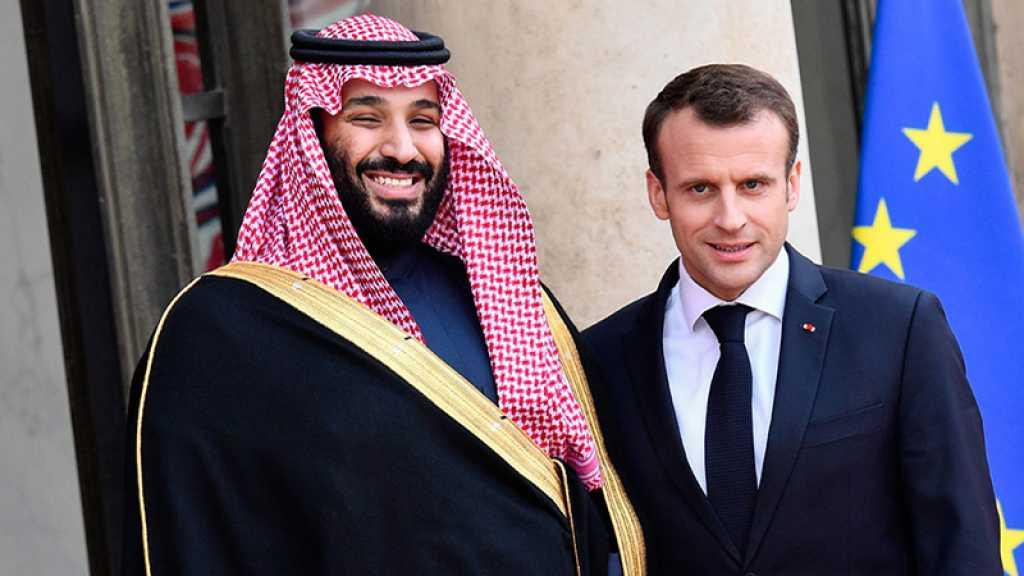 Macron rencontrera le prince héritier saoudien, Mohammed ben Salman, en marge du G20