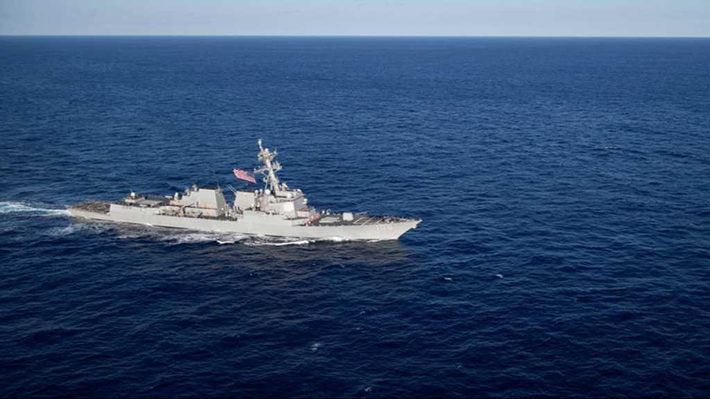 Mer de Chine: Pékin proteste après un passage de l'US Navy