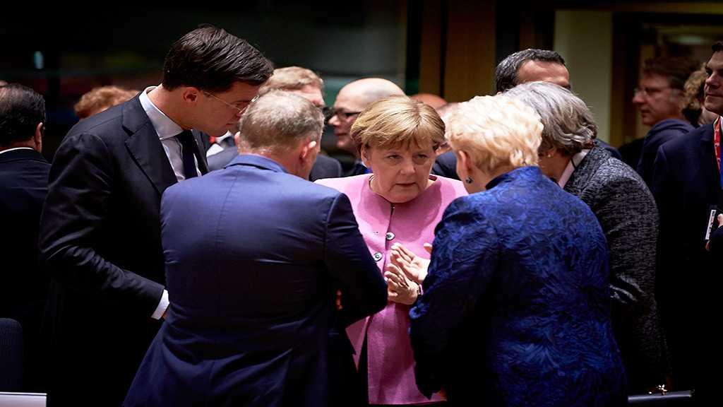 Merkel demande aux pays de l'UE de ne pas déplacer leur ambassade à al-Qods occupée