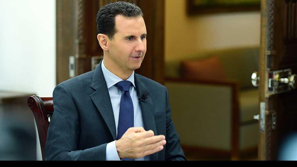 Le président syrien approuve un budget de huit milliards d'euros pour 2019