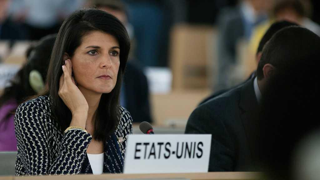 ONU : échec de l'Américaine Nikki Haley à faire condamner le Hamas
