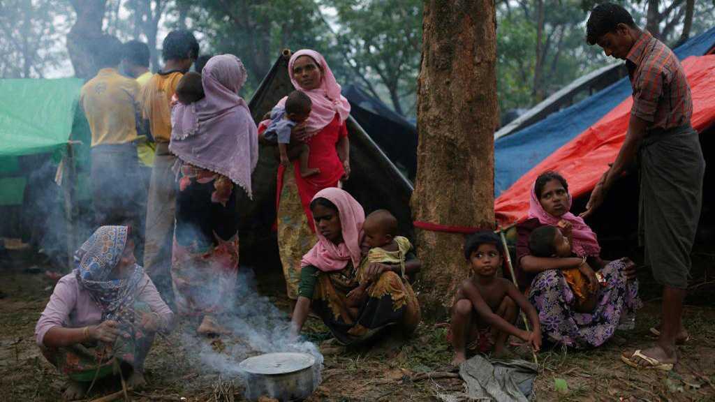 Les Rohingyas renvoyés dans les camps en Birmanie ont «un besoin urgent d'assistance», prévient le HCR