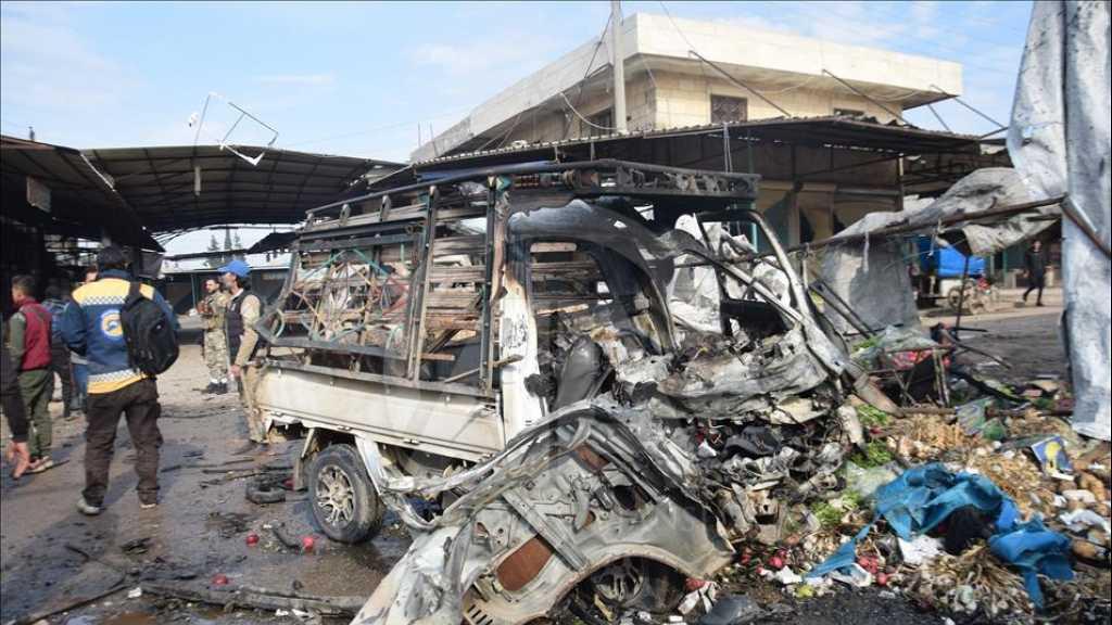 Explosion dans le nord-ouest de la Syrie, neuf morts