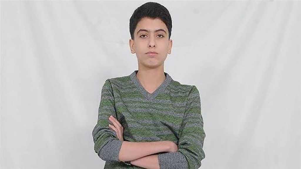 Un adolescent palestinien condamné par «Israël» à 35 ans de prison