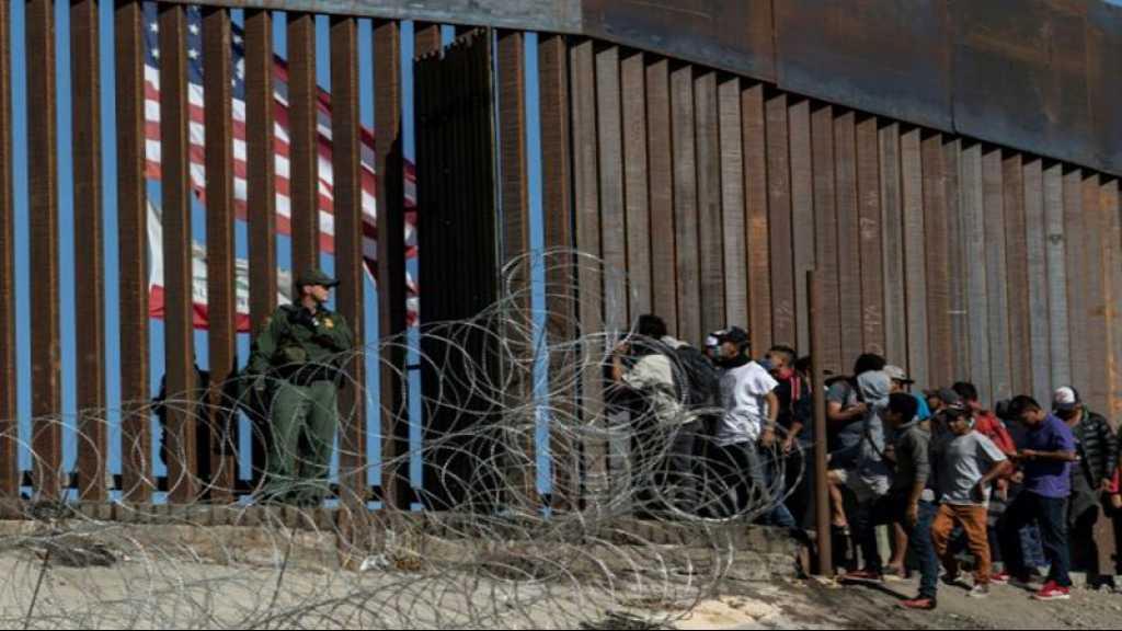 Trump inflexible sur le mur avec le Mexique, risque de «shutdown»