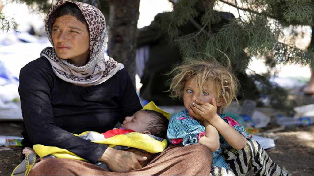La France accueille des femmes yézidies victimes de «Daech» et leurs enfants