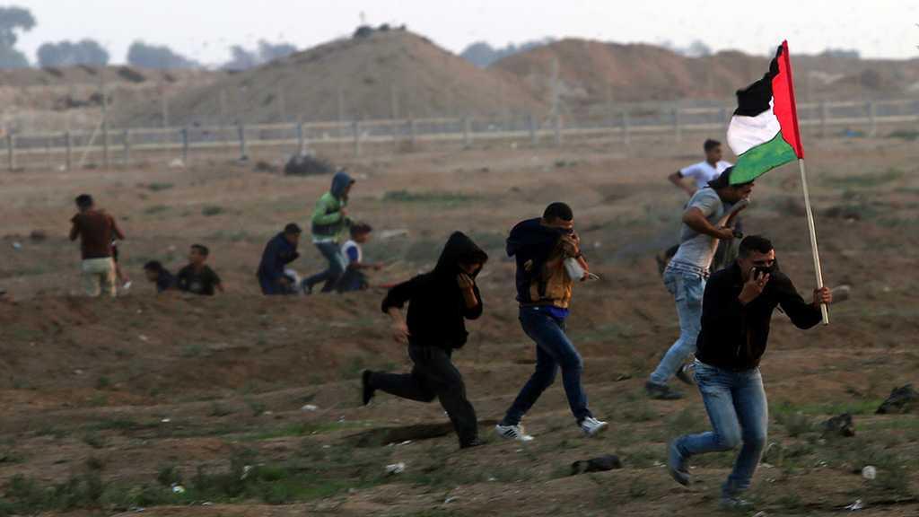 Gaza : affrontements à la frontière, trois manifestants palestiniens tués