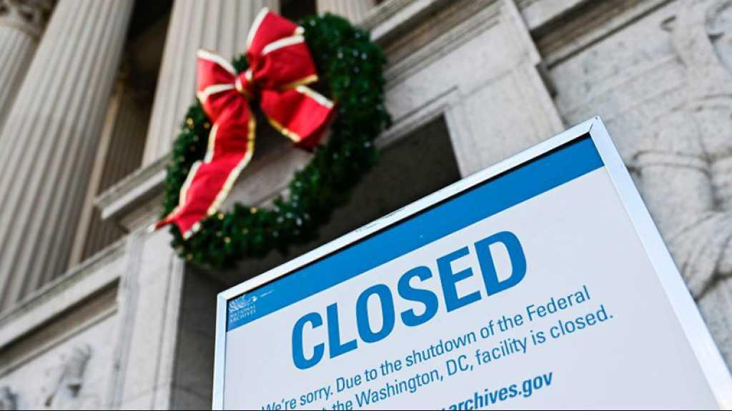 USA: le «shutdown» pourrait durer jusqu'en janvier