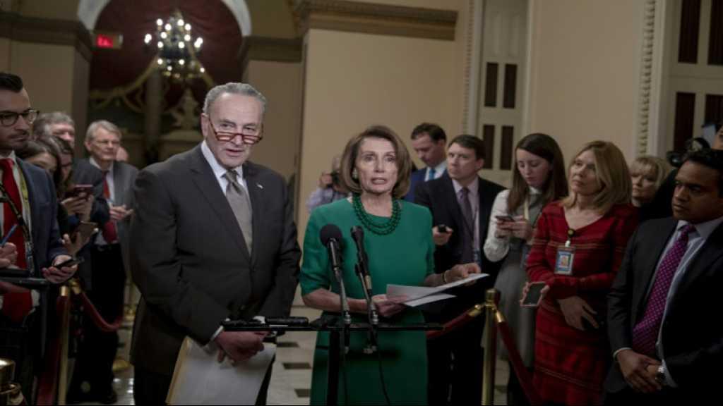 Les démocrates accusent Trump de plonger les Etats-Unis «dans le chaos»