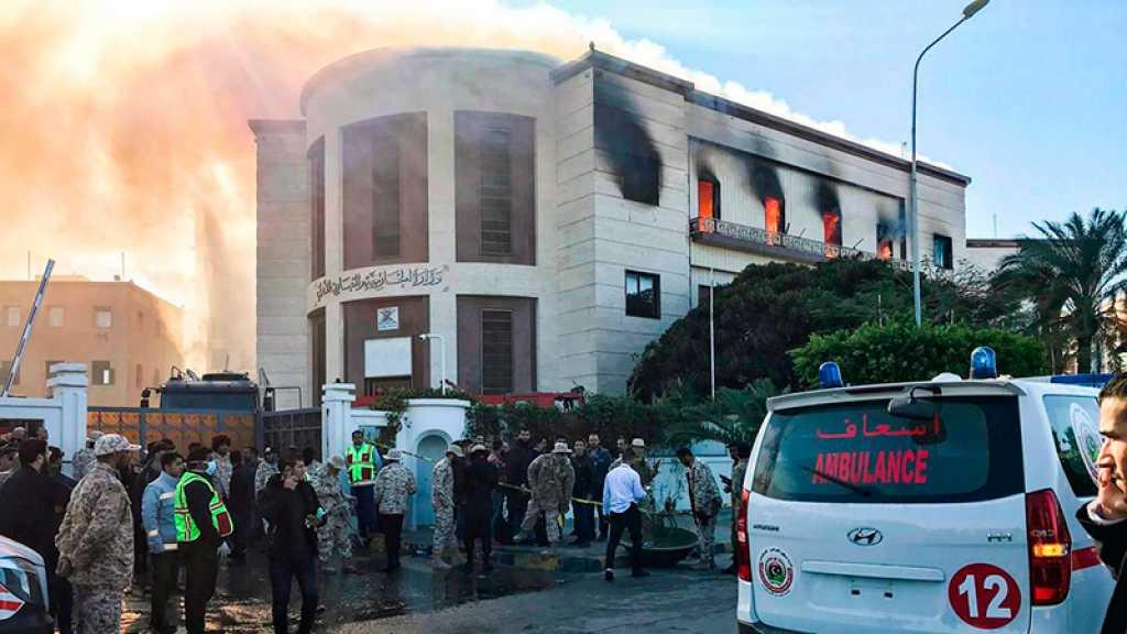 Libye : attaque contre le ministère des affaires étrangères à Tripoli, trois morts