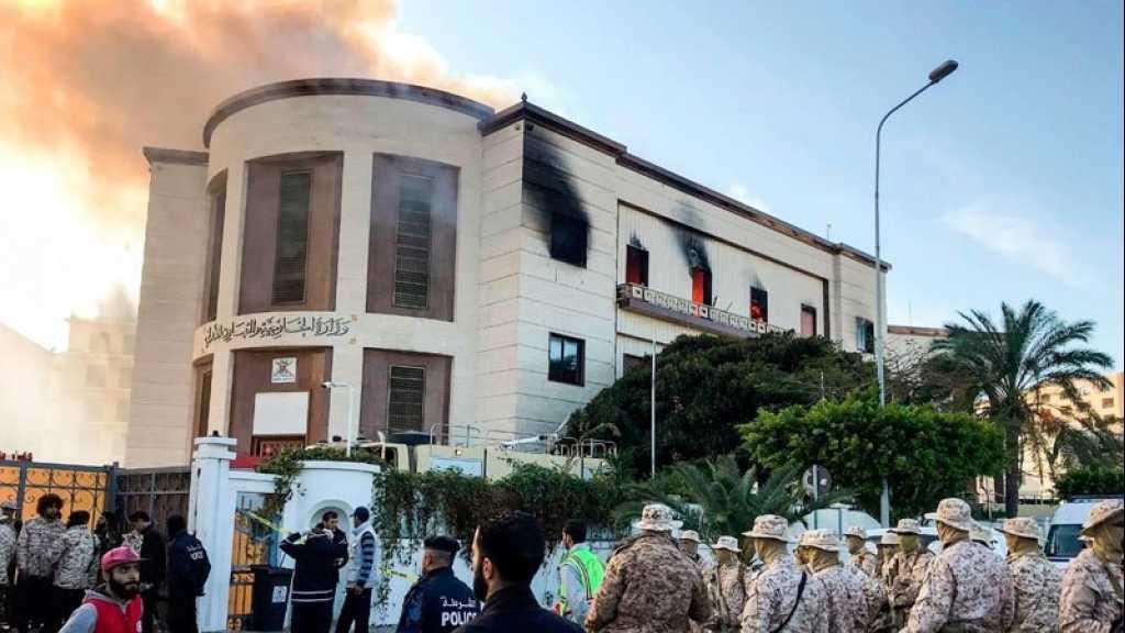 «Daech» revendique l'attaque meurtrière contre un ministère en Libye