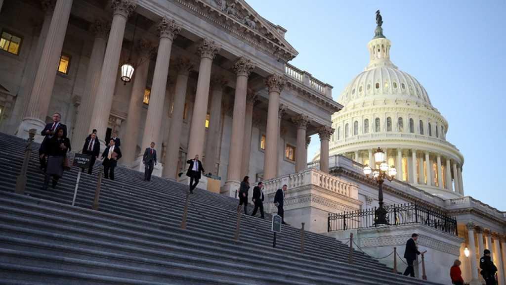 USA : pas d'accord en vue avant la semaine prochaine sur le «shutdown» (Sénat)