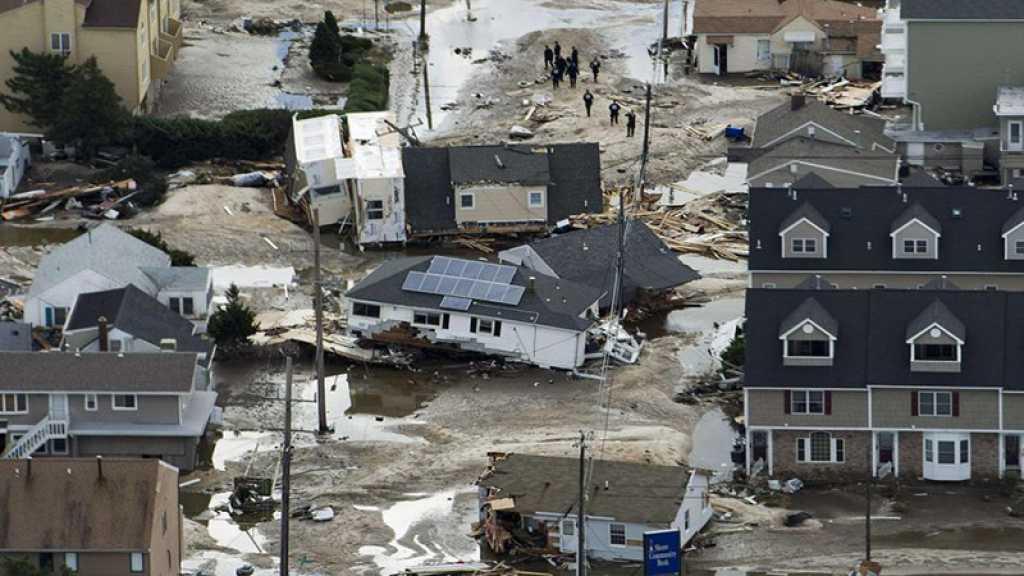 Combien les catastrophes naturelles ont-elles coûté à l'humanité en 2018?