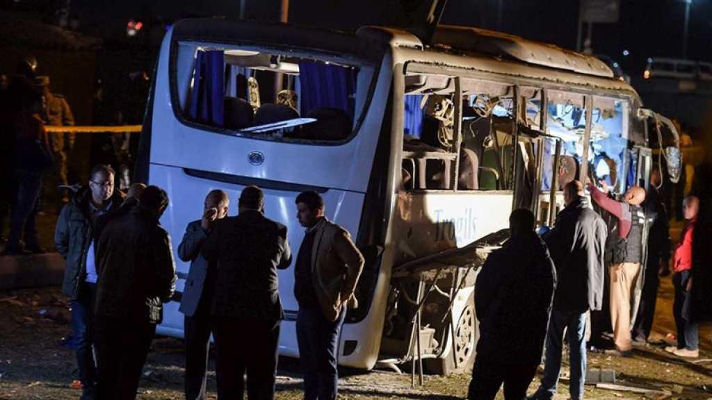 Quatre morts dans l'explosion d'un bus près des pyramides en Égypte