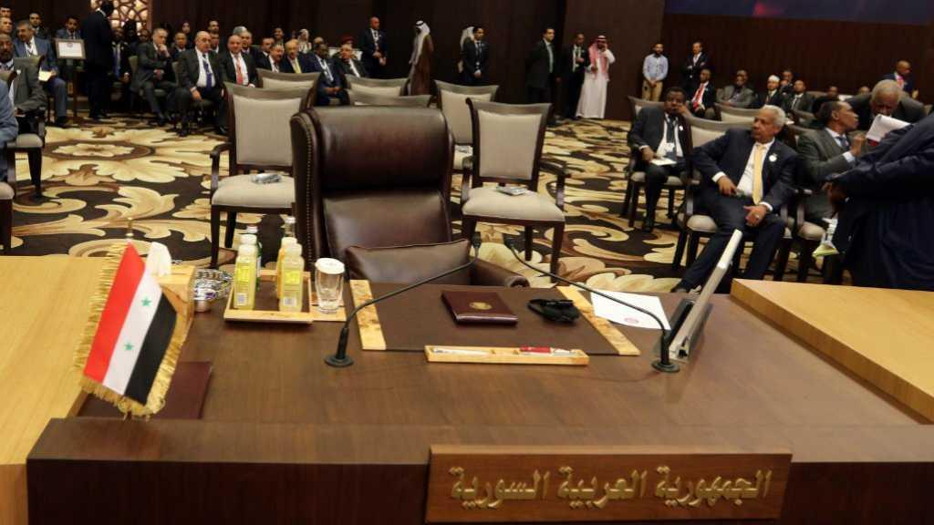 Quand les Arabes supplient la Syrie de revenir à la Ligue arabe