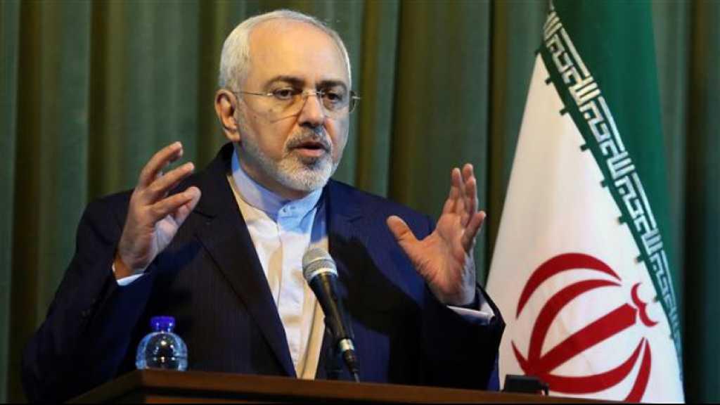 Le ministre iranien des AE réaffirme son soutien aux Palestiniens