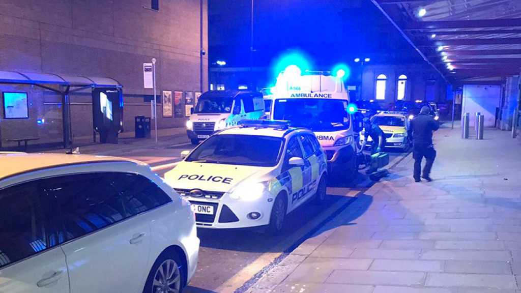 Au moins 3 blessés dans une attaque au couteau à Manchester lors du réveillon du Nouvel an