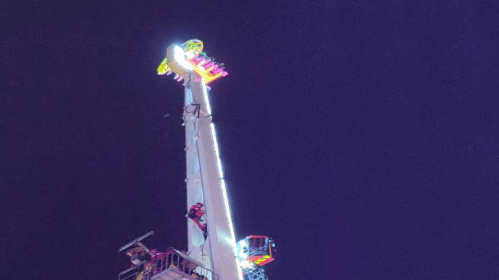 Après plus de 9h à 50 mètres de haut, la libération des Rennais coincés dans un manège