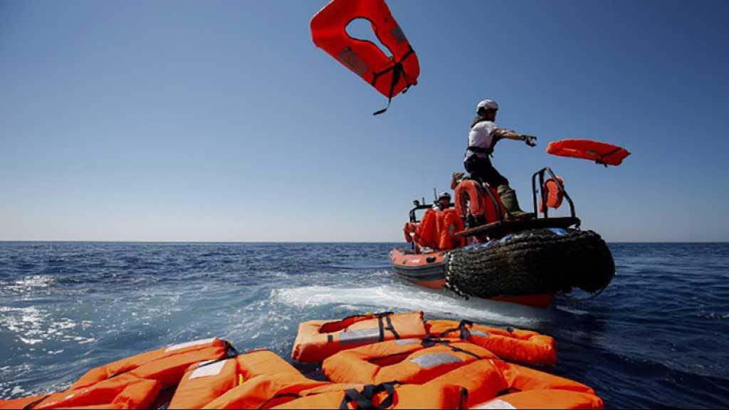 Méditerranée : 180 migrants secourus par la marine maltaise