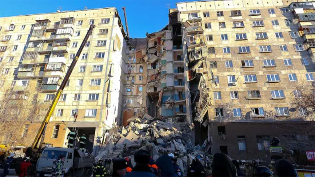 Explosion meurtrière en Russie : recherches périlleuses dans les décombres
