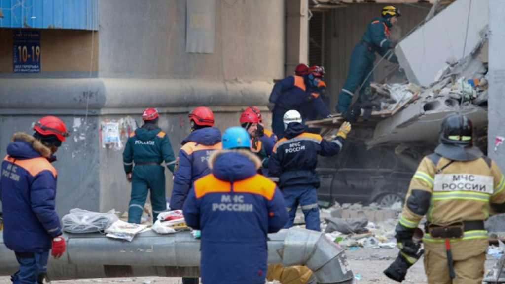 Explosion due au gaz en Russie : au moins 18 morts, un bébé de 10 mois sauvé