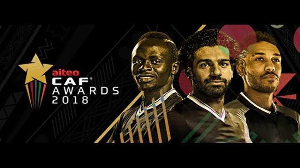 Joueur africain de l'année: Mohamed Salah, Sadio Mané et Pierre-Emerick Aubameyang finalistes