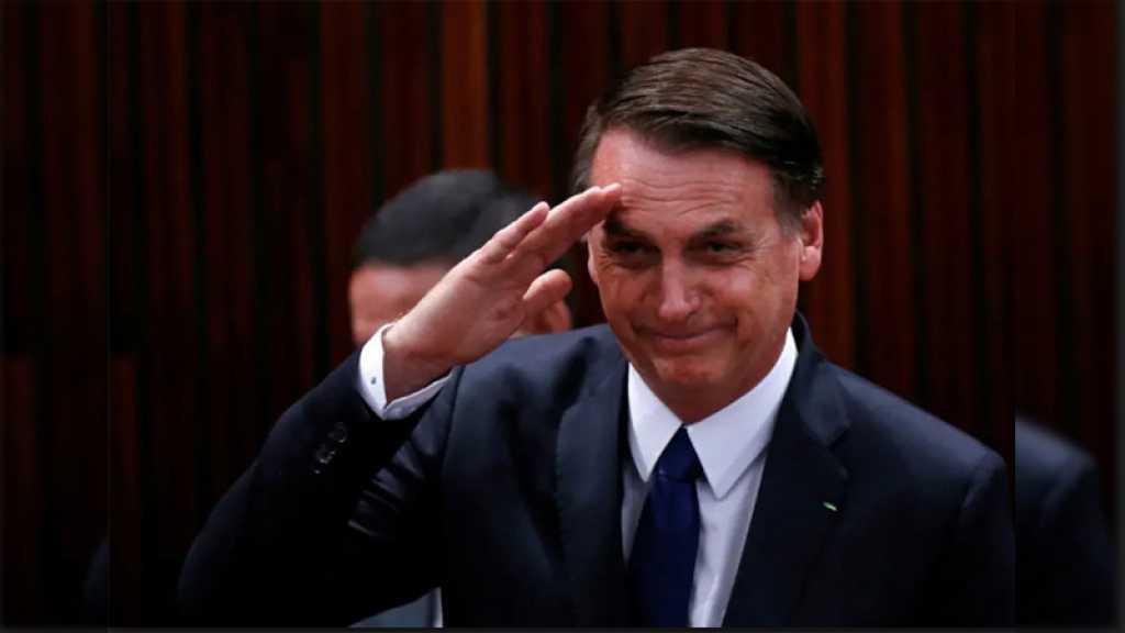 Jair Bolsonaro prêt à discuter de l'installation d'une base militaire américaine