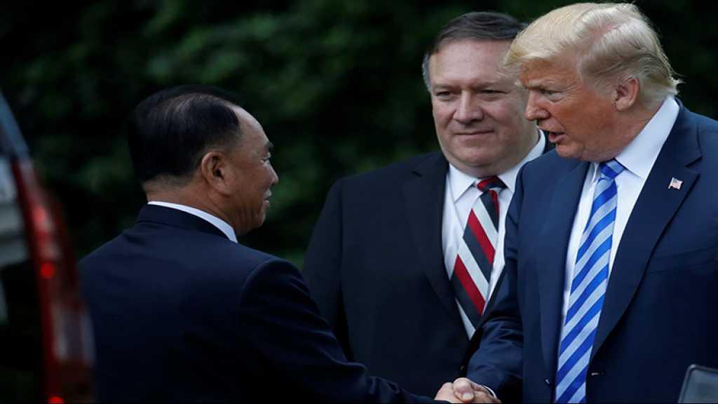 Pompeo optimiste sur un nouveau sommet Trump-Kim
