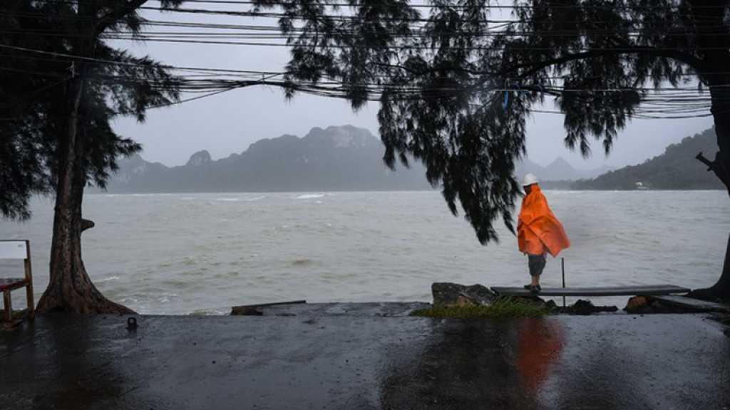 Tempête en Thaïlande : inondations et pannes de courant, les îles touristiques épargnées