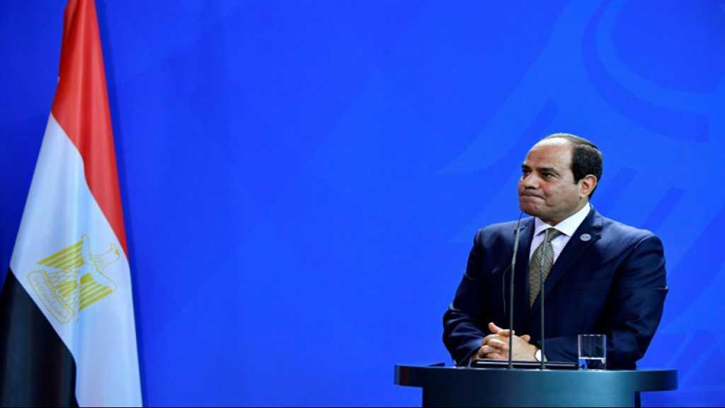 Sissi veut interdire l'interview dans laquelle il assure collaborer militairement avec «Israël»