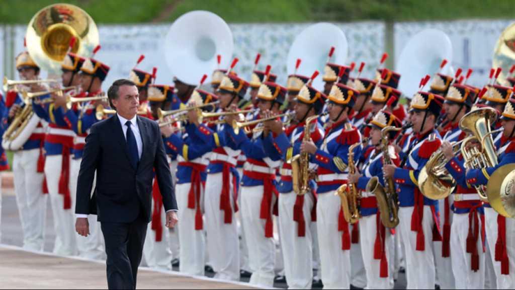 Bolsonaro ouvert à l'idée d'une base militaire US au Brésil, le Venezuela en ligne de mire