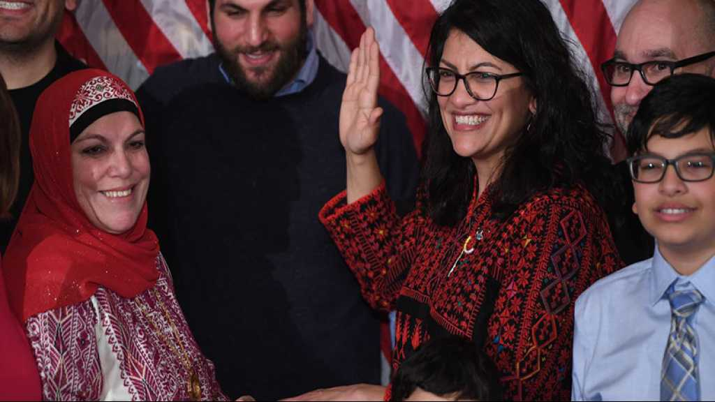 USA: la nouvelle élue démocrate Rashida Tlaib promet déjà de destituer Trump