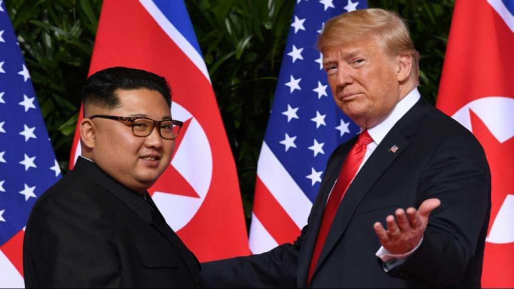 Trump: «négociations» en cours sur le lieu du prochain sommet avec Kim Jong Un