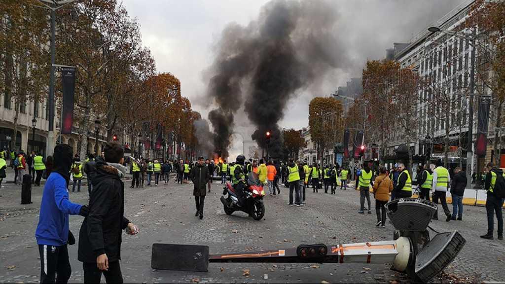 «Gilets jaunes»: Philippe annonce une loi anticasseurs et un dispositif «considérable» samedi