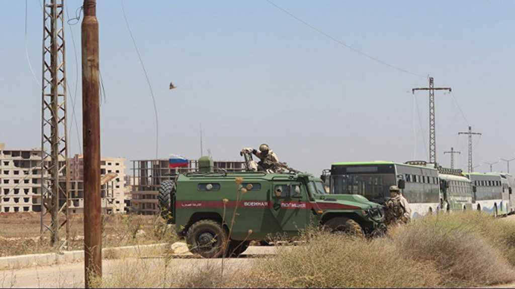 Syrie: la police militaire russe commence à patrouiller dans la zone de Manbij