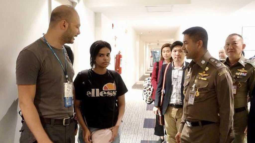 L'Australie pourrait accorder l'asile à la Saoudienne en fuite