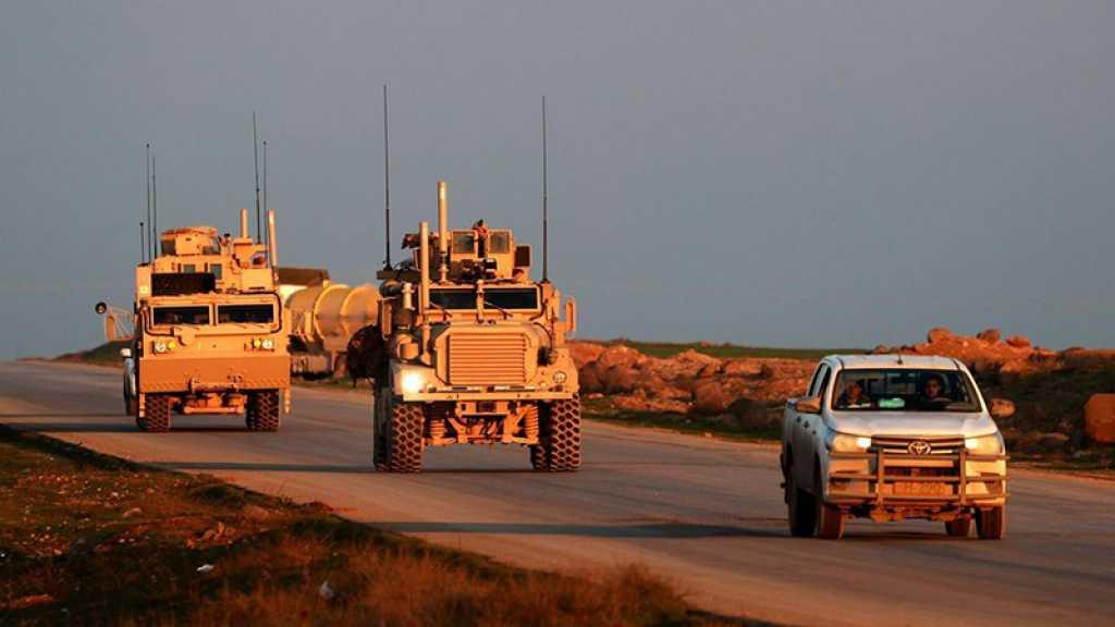 Syrie : l'armée américaine procède à un retrait de matériel, confirme un responsable