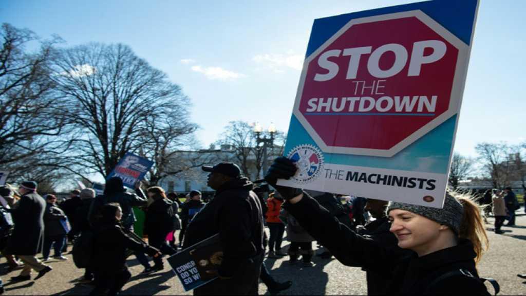 Etats-Unis: le «shutdown» devient le plus long de l'histoire américaine