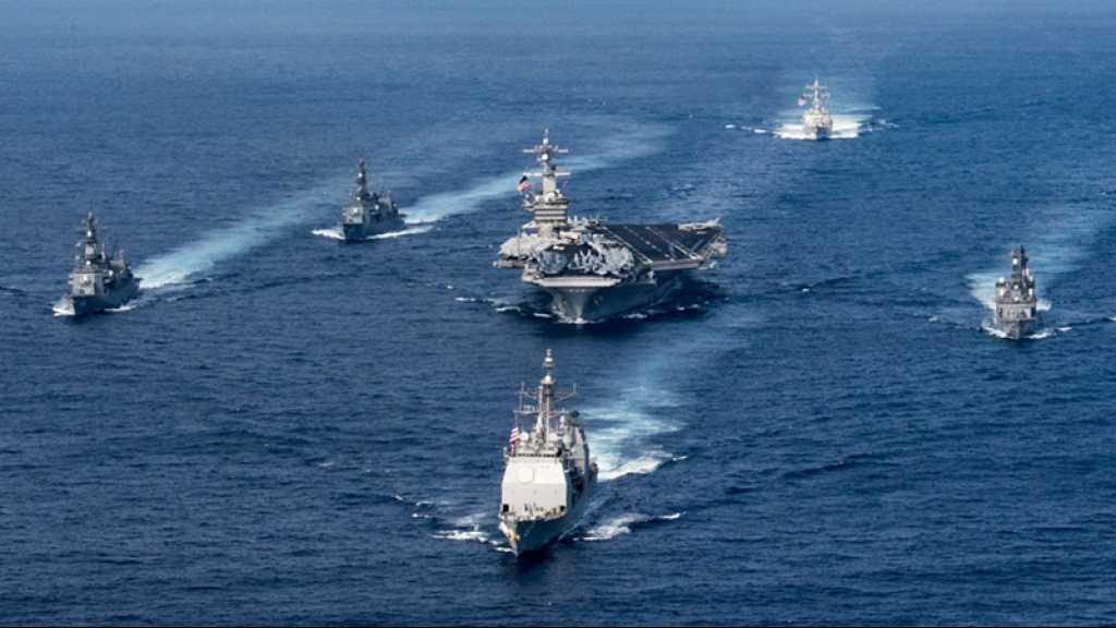 Les États-Unis auraient envoyé des navires de combat vers la Syrie