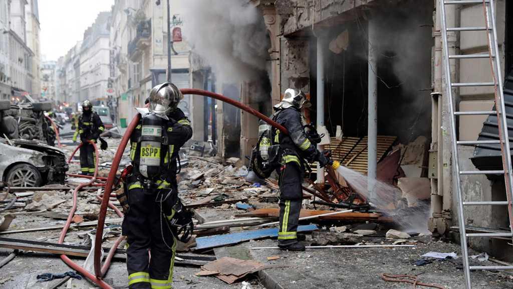 Explosion à Paris : 12 personnes gravement blessées, dont 5 avec un pronostic vital engagé