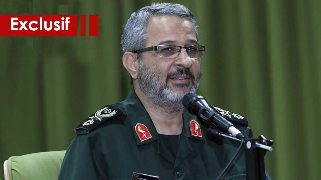 Le chef des forces de mobilisation iraniennes à al-Ahed: quand les Américains échouent, ils se ridiculisent