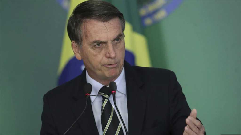Le président brésilien Jair Bolsonaro facilite l'accès aux armes à feu